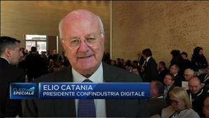 Intervista a Elio Catania a Forum Software > le tecnologie nell'industria 4.0